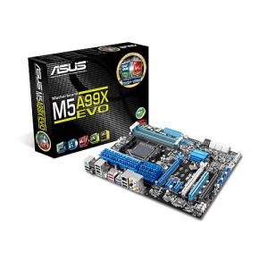 ASUS M5A99X EVO Socket AM3+ سعر لوحة بمصر