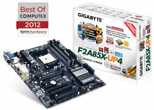 Gigabyte GA-F2A85X-UP4 Socket FM2 سعر لوحة بمصر